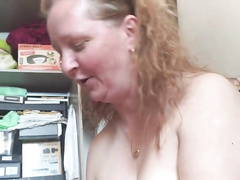 Fat wife is a whore