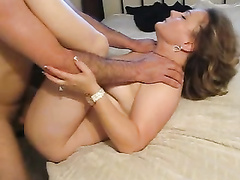Hardcore fuck with horny wife
